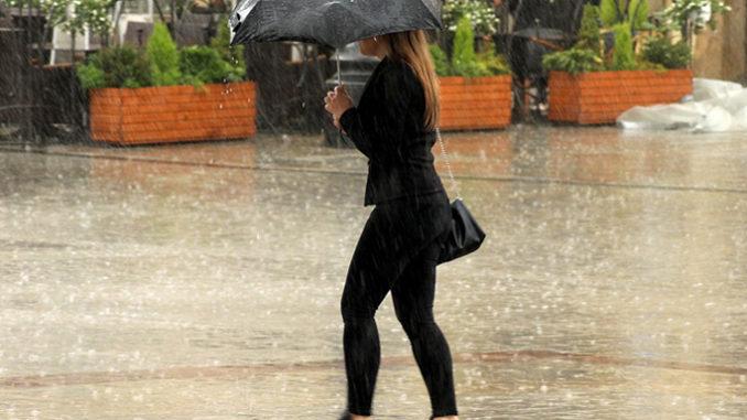 Il caldo ha le ore contate, allerta temporali in Piemonte