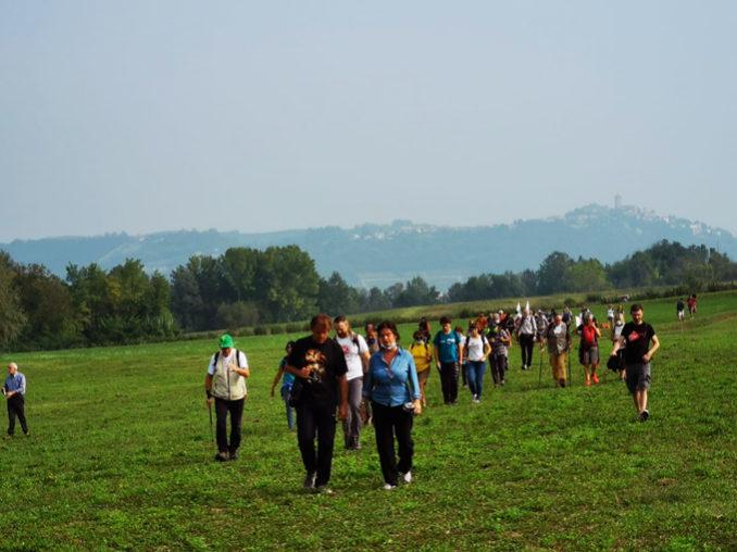 Camminata lungo la via Gavigena da Borgata Molino al moncone autostradale di Cherasco 5