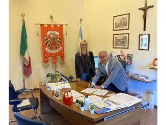 Santo Stefano Belbo: siglato l'accordo per realizzare una rete in fibra ottica