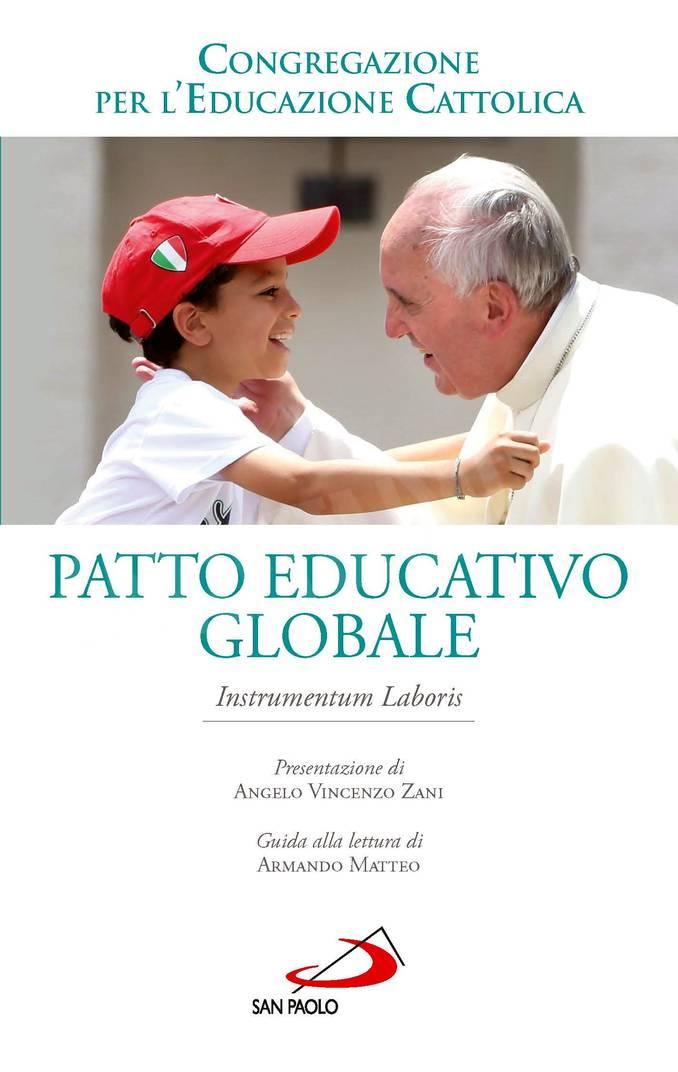 Copertina Patto educativo globale