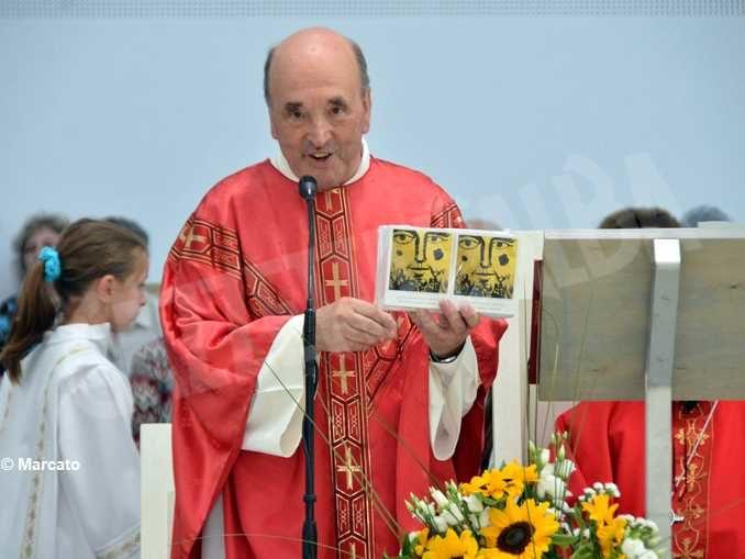 Mussotto: cent'anni di parrocchia ricordati con una Messa solenne 1