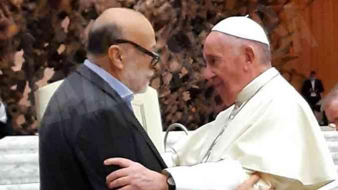 Terrafutura, libro di Petrini e Bergoglio sul nuovo mondo
