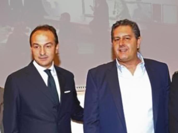 I Governatori Alberto Cirio e Giovanni Toti