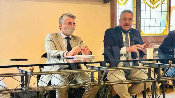 In Municipio ad Alba vertice sul tema sicurezza convocato dalla Questura di Cuneo