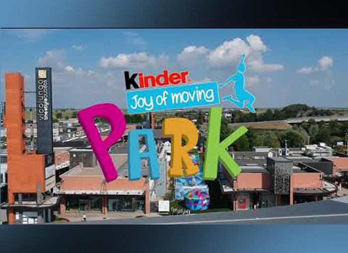 Kinder Joy of moving Park