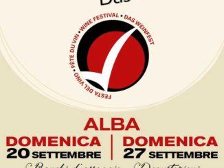 Festa del vino di Go wine, primo appuntamento ad Alba domenica 20