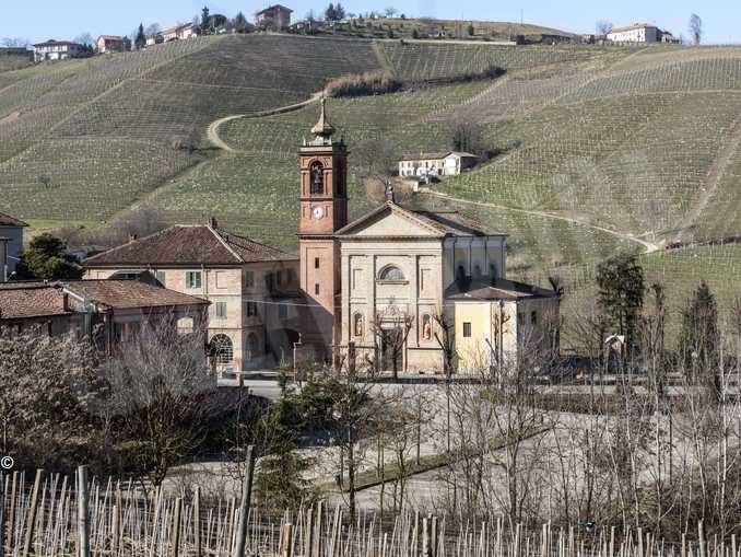 Santuario Madonna del Buon Consiglio a Castiglione Tinella