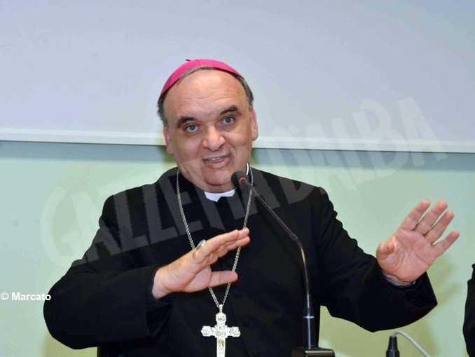 Marco Brunetti vescovo alba