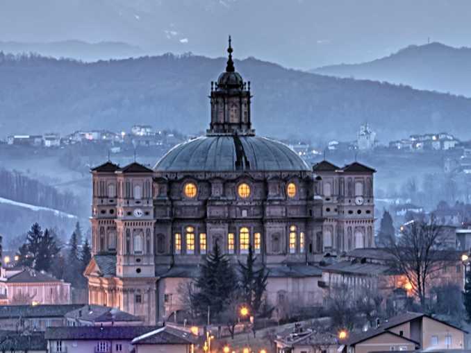 Mondovì Monte Regale Santuario