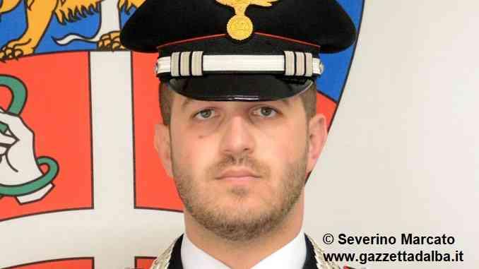 Giovanni Ronchi da oggi è il nuovo comandante della compagnia dei carabinieri di Alba
