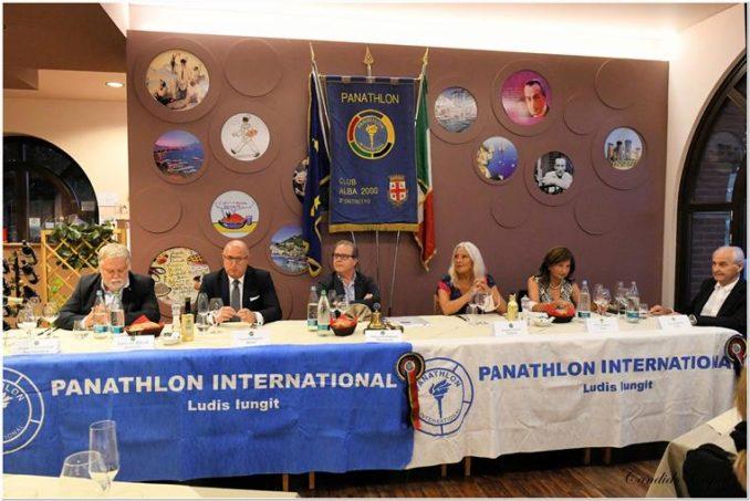 Panathlon Club Alba, una conviviale che accoglie nuovi soci