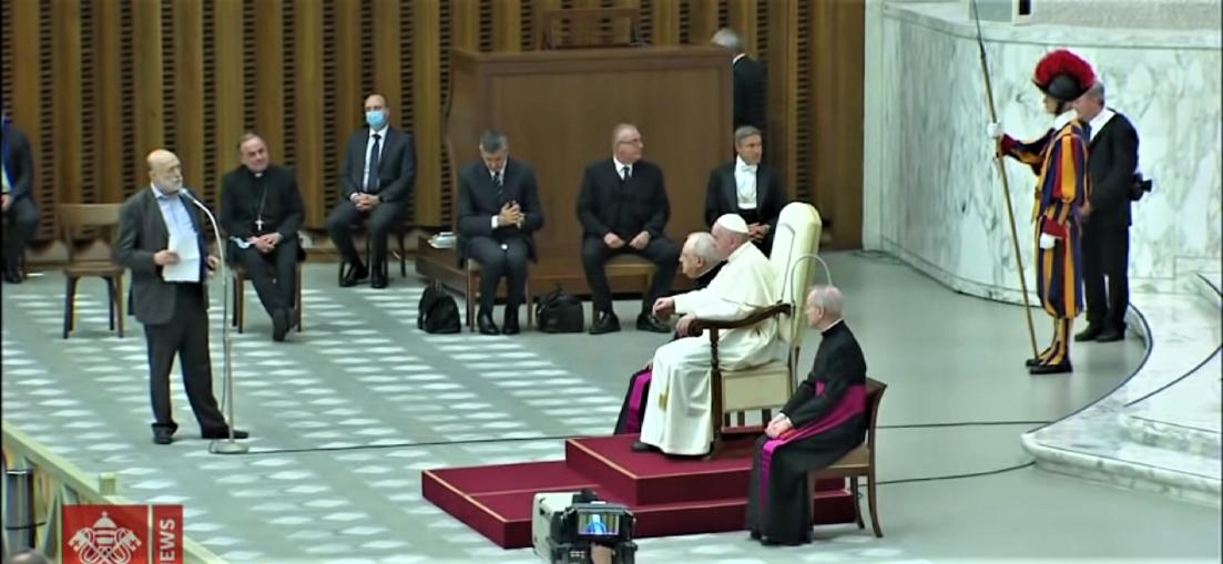 Papa Franceso – Carlin Petrini