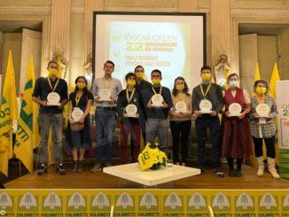 Coldiretti ha assegnato gli Oscar green ai giovani che fanno innovazione