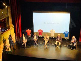 Giro d'Italia: presentata al Teatro sociale la tappa Alba-Sestriere