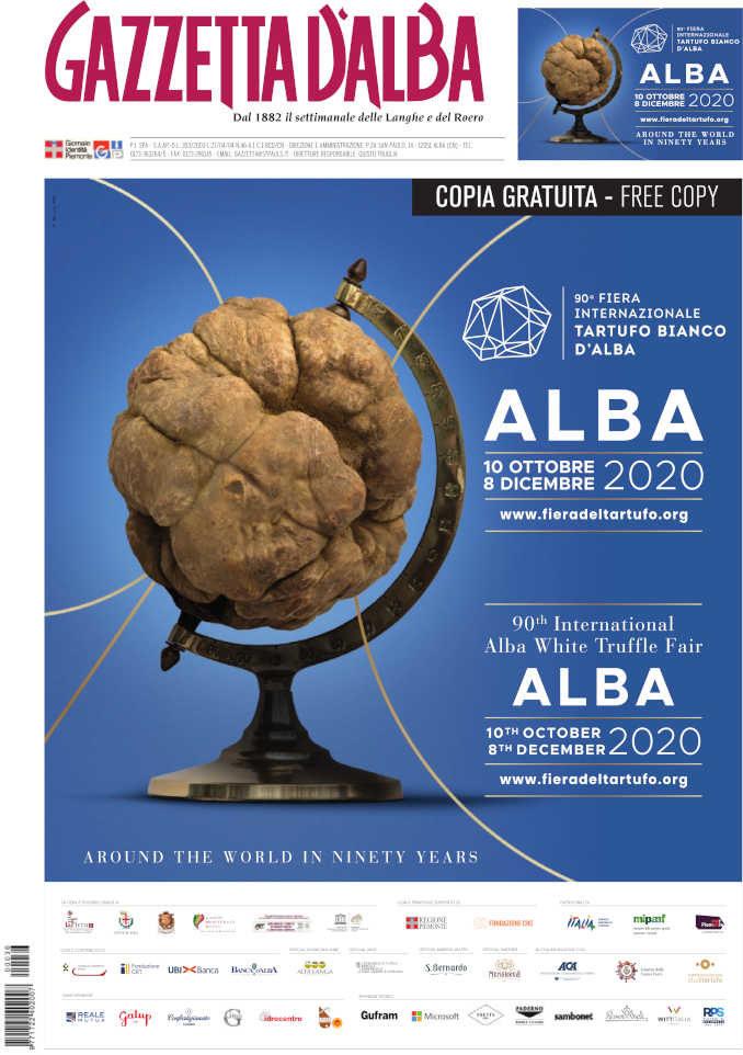 La copertina di Gazzetta d'Alba in edicola martedì 29 settembre