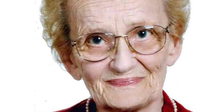 Domani, a Sinio, i funerali di Antonietta Rista