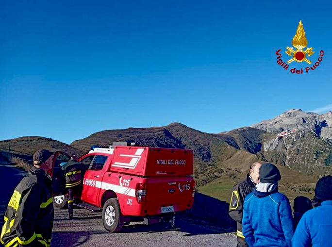 Vigili del fuoco del comando di Cuneo intervento a Limone Piemonte (2)
