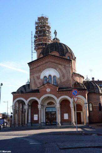 Gli appuntamenti religiosi al santuario Madonna Moretta 1