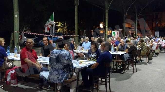 Festa dell'unita a Bra, serata mangereccia prima degli appuntamenti di approfondimento