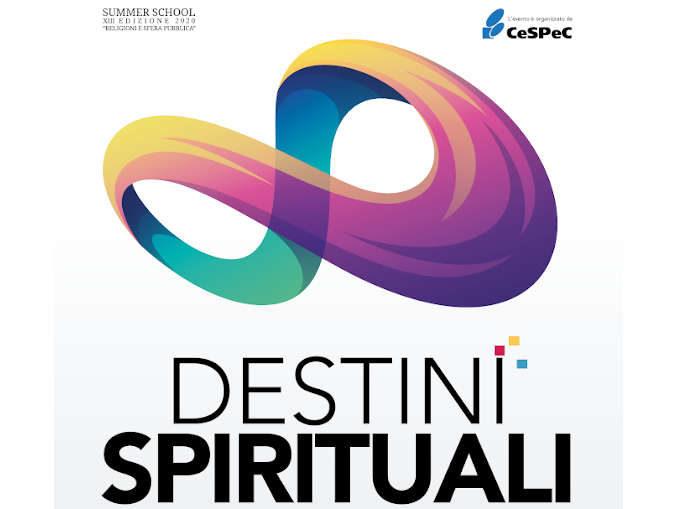 La spiritualità nel mondo contemporaneo al centro della Summer school del Cespec