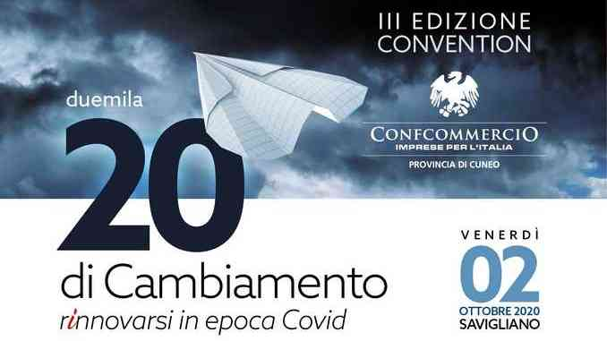 Duemila20 di cambiamento, convention annuale di Confcommercio Cuneo