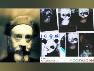 """""""+conuclei """" personale d'arte contemporanea di Luca Giordana, Chiesa di Santa Maria del Monastero di Manta"""
