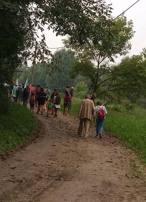 Camminata lungo la via Gavigena da Borgata Molino al moncone autostradale di Cherasco 3