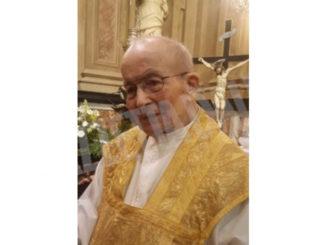 È morto don Emilio Capriolo: per 25 anni è stato parroco di La Morra