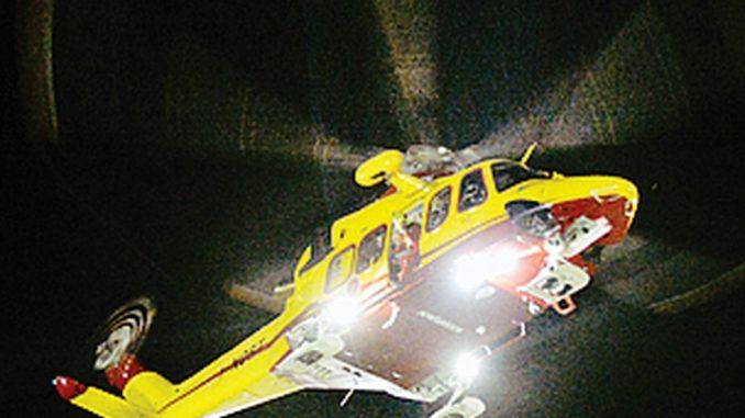 Elisoccorso: il Comune di Arguello ha trovato un'area per l'atterraggio