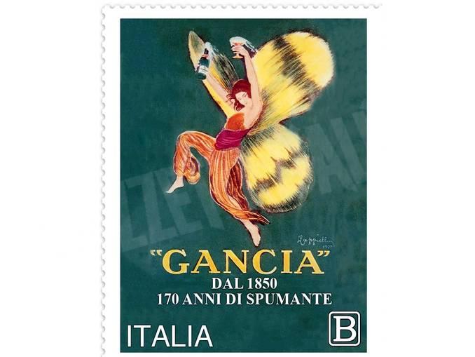 francobollo Gancia
