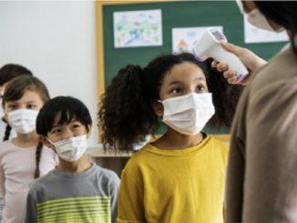 Scuola al via anche in Piemonte, si misura febbre a ingressi