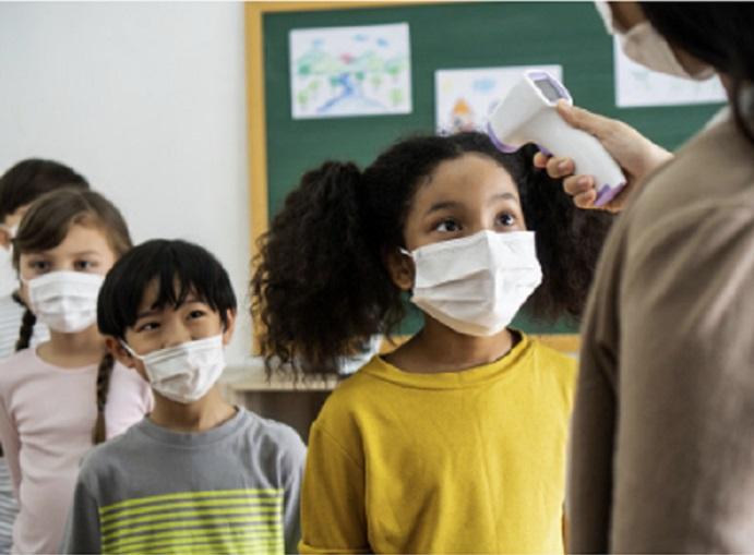 misurazione febbre ingressi scolastici