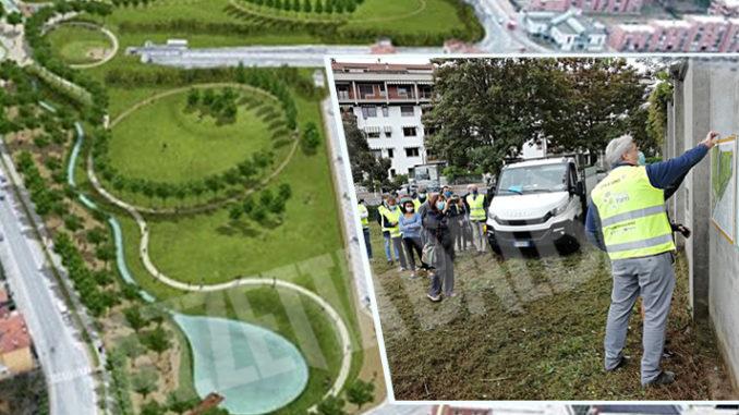 Cuneo, via lavori parco urbano più grande d'Italia