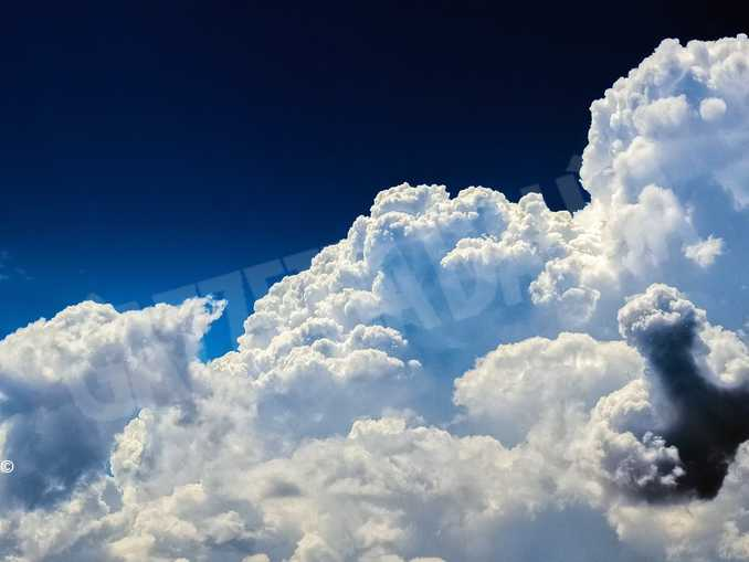 nuvole panorama