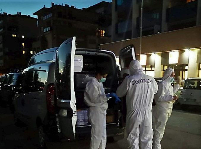 #AGGIORNAMENTO# Omicidio-suicidio ieri sera a Venaria. La donna lavorava al Cto