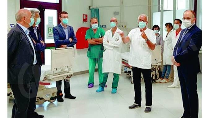 L'ospedale è all'avanguardia