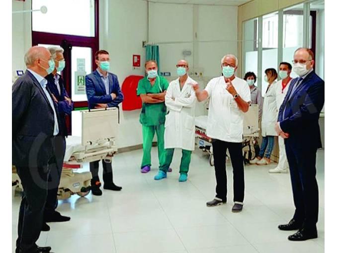 ospedale Asti area emergenza