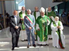 Mussotto: cent'anni di parrocchia ricordati con una Messa solenne 4