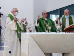 Mussotto: cent'anni di parrocchia ricordati con una Messa solenne 5