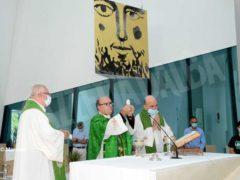 Mussotto: cent'anni di parrocchia ricordati con una Messa solenne 6