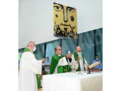 Mussotto: cent'anni di parrocchia ricordati con una Messa solenne 7