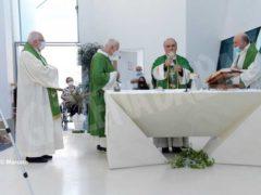 Mussotto: cent'anni di parrocchia ricordati con una Messa solenne 8
