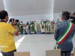 Mussotto: cent'anni di parrocchia ricordati con una Messa solenne 9