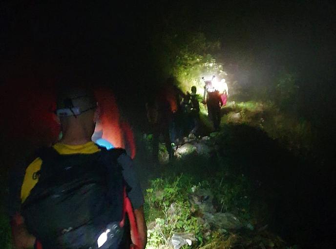 soccorso alpino speleologico piemontese