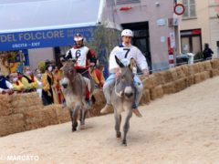Borgo San Lorenzo vince il Palio degli asini 1
