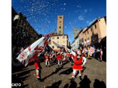 Borgo San Lorenzo vince il Palio degli asini 5