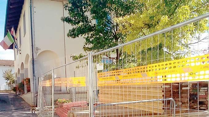 Ad Albaretto riqualificazione energetica per Municipio e asilo
