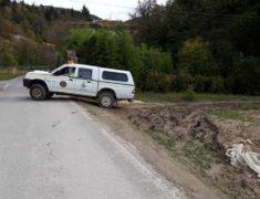 La Protezione civile di Albaretto, Sinio e Somano è andata in soccorso alle zone alluvionate 1