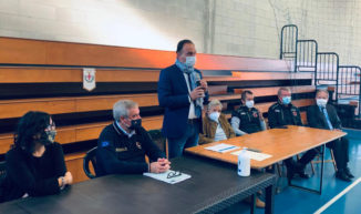 Alluvione: concluso il sopralluogo in Piemonte del capo della Protezione Civile Borrelli