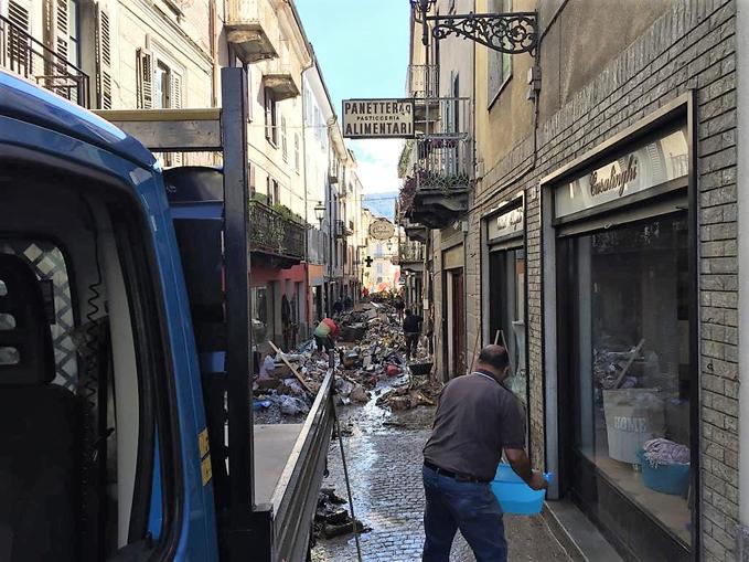 Alluvione 2020 Garessio